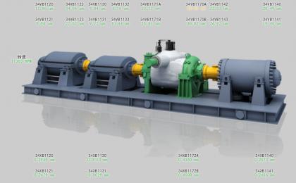 不平衡类案例:某厂尾气压缩机组汽轮机转子不平衡故障分析
